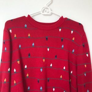 Forever 21 Sweaters - Unique Christmas Lights Sweater